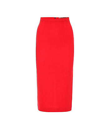 Roland Mouret Arreton wool-crêpe pencil skirt