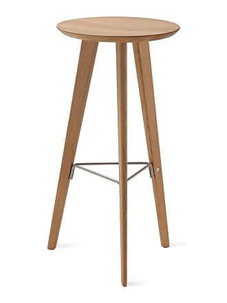 ZANOTTA Design Ido Bar Stool Oak