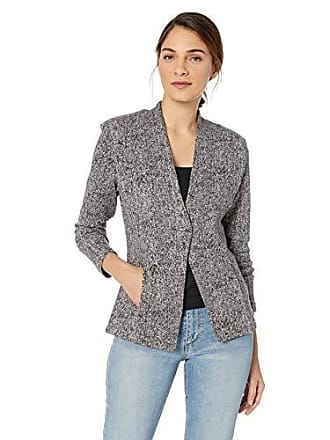 Nic+Zoe Womens JESTSET Jacket, Multi, Small