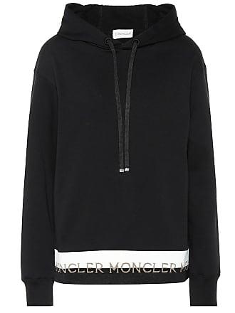 e03ee7a1f90 Moncler Sweat-shirt à capuche en coton mélangé