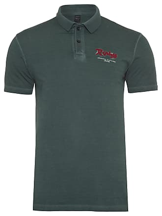 Replay POLO MASCULINA REPLAY ORIGINAL CLOTHING - VERDE