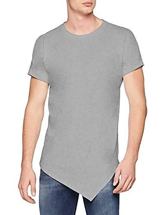 170fe1294258cd Urban Classics TB1227 Herren T-Shirt Asymetric Long Tee