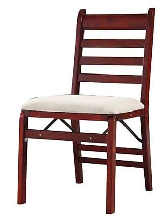 ORE Ore International Inc. Folding Dining Chair - Set of 2
