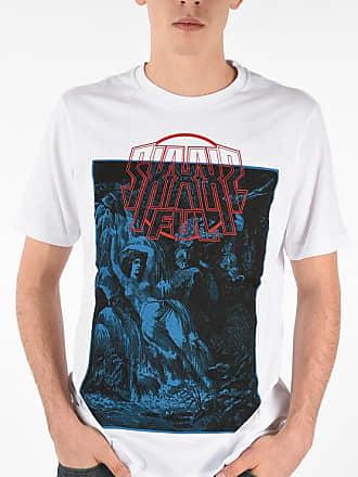 Diesel T-shirt T-JUST-XQ Stampata taglia Xxl