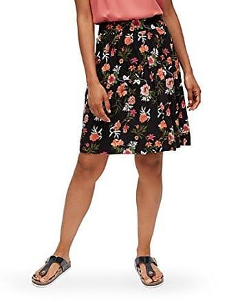 cdcd340cd145d4 Tom Tailor für Frauen Röcke Ausgestellter Rock Black 4, 38