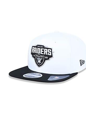 2d55a87286b0e New Era Boné 950 Original Fit Oakland Raiders NFL Aba Reta Snapback New Era  - Masculino