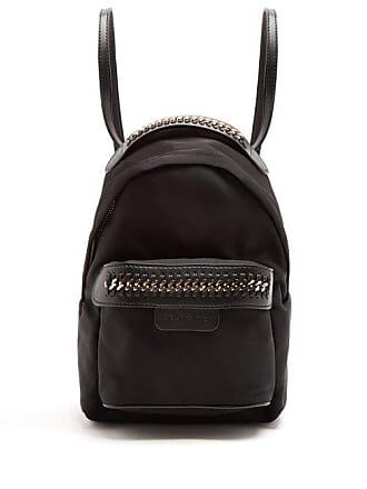 9d3e0fa1d9cc Stella McCartney Stella Mccartney - Falabella Eco Nylon Backpack - Womens -  Black