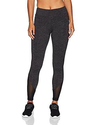 c1a76c37313f9 Koral Womens Petite Become Legging, Dark Heather Grey/Black M