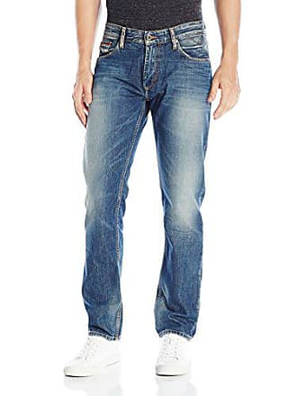b78e964fd Tommy Hilfiger Denim Mens Jeans Original Ryan Straight Fit Jean, Penrose  Blue, 30x34