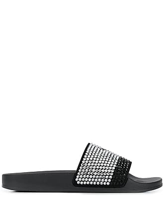090829ad52 Giuseppe Zanotti®: Black Sandals now up to −75% | Stylight