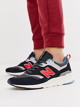 New Balance 997 Sneakers in black - Black