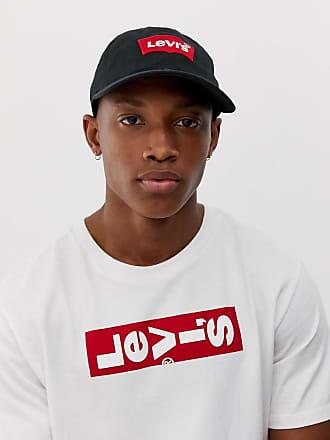 best loved 4a700 8356b Levi s Batwing baseball cap black