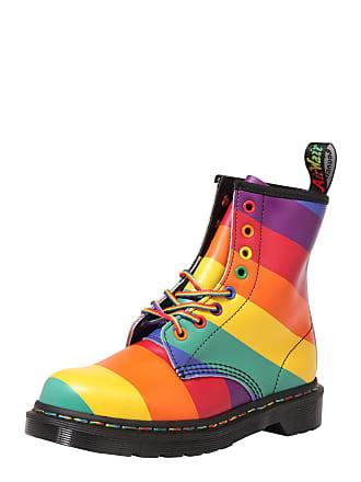 f8ace0c96546be Dr. Martens Boots 8 Eye 1460 Pride mischfarben