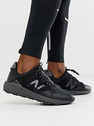 New Balance Running Grag trail sneakers in black - Black