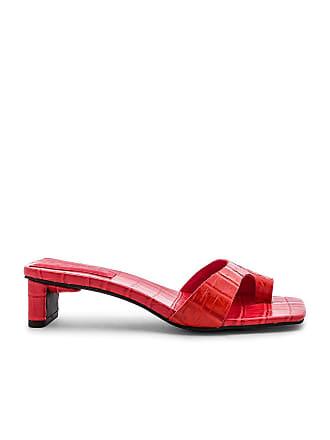 Jeffrey Campbell Teclado Heel in Red