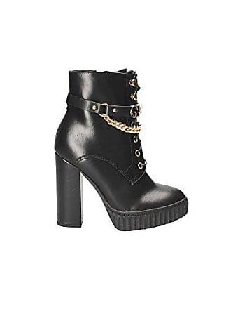 Bottes Hautes Femme Giulia Noir 37 Black EU Guess TqSPwx5R