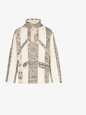 Paria Farzaneh Iranian print jacket