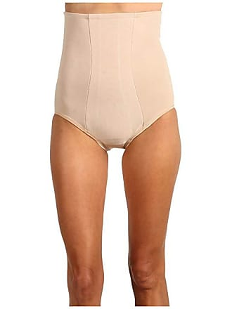 178d1703923 Miraclesuit Shapewear Extra Firm Shape with an Edge Hi-Waist Brief (Nude)  Womens