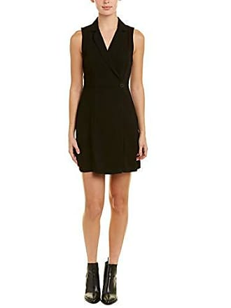 BCBGeneration Womens Blazer Dress, Black 10