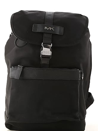 a1493c84449a Michael Kors Backpack for Men, Black, Nylon, 2017, one size