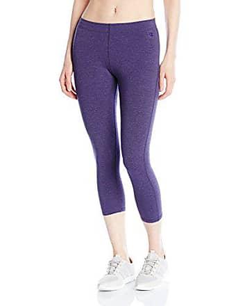 faa2e95533893 Champion Womens Go To Knee Tight, Mystic Purple Heather, Small