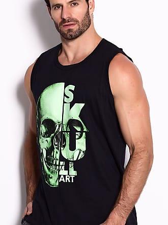HB Regata Masculina Green Skull - P