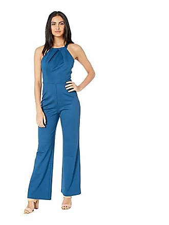 0b18af794fa Trina Turk Naima Jumpsuit (Peacock) Womens Jumpsuit   Rompers One Piece