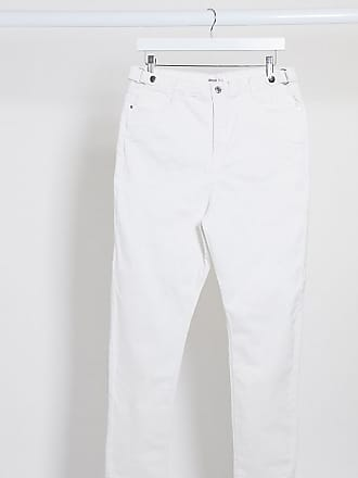 Urban Bliss skinny jeans in white