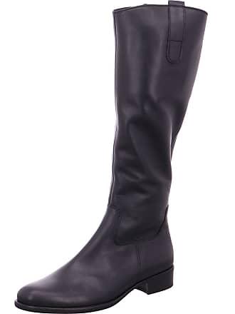 a93e0840a7c Gabor Long Boot - Slim Leg - Brook S - 91.648 6.5 Black