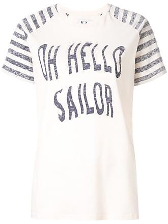 Zoe Karssen printed T-shirt - Neutrals