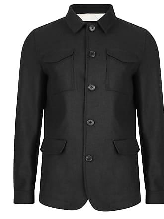 2e510529dca Threadbare Mens Ealing Shirt Jacket Dark Khaki - X Large