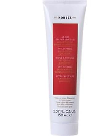 Korres Cleansing Daily Wild Rose Exfoliating Cleanser 150 ml