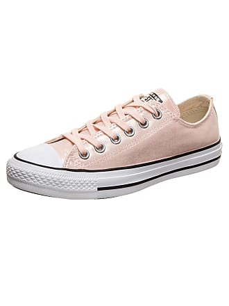 e9f6af5f587 Converse Sneakers laag Chuck Taylor All Star OX pastelroze