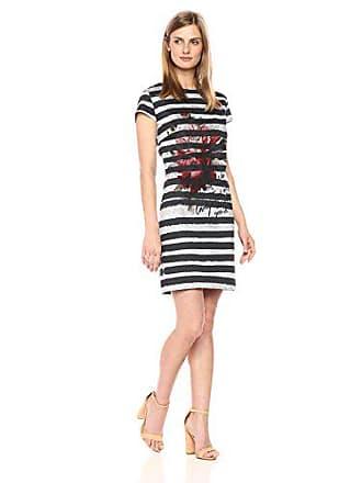 855b6fe54b6 Kleider mit Streifen-Muster Online Shop − Bis zu bis zu −70 ...