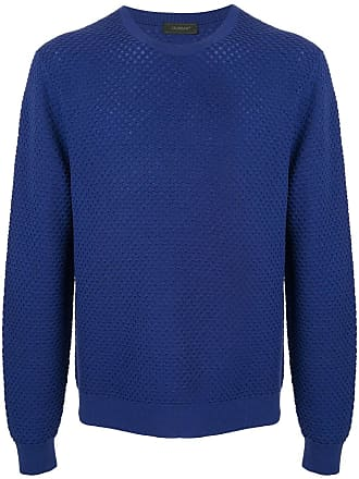 Durban Suéter decote arredondado - Azul
