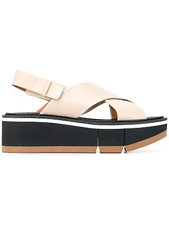 Robert Clergerie platform sandals - Neutrals