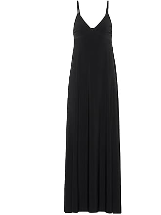 Norma Kamali Slip maxi dress