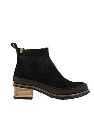 c4525eb14a6ae2 El Naturalista N5121 Kentia Komfortabler Damen Chelsea Boot