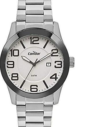 Condor Relógio Condor Masculino Ref: Co2115ktr/k3c Casual Prateado