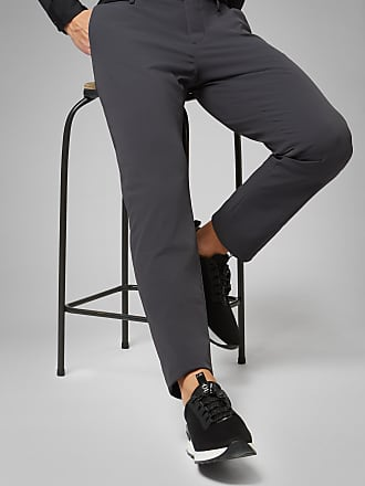 Boggi Milano pantalone in nylon con performance tecniche regualr fit