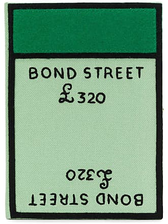 Olympia Le-Tan Bolsa clutch Bond Street - Verde