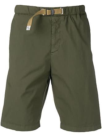 White Sand khaki green shorts - Verde