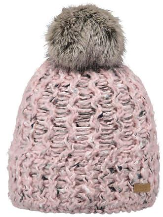 1db97a5f1f2 Barts Womens Euny Knitted Casual Pom Pom Fleece Lined Beanie