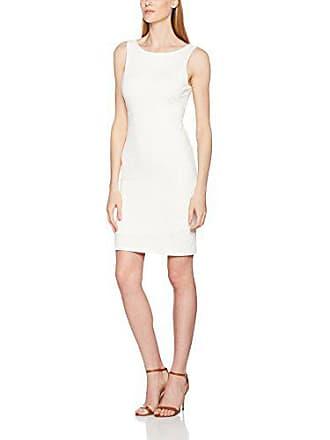 944542594351a Desigual Vest JUNIO, Robe Femme, Blanc (Blanco 1000), Large