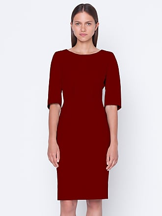 Akris Dress in cotton and silk double-face