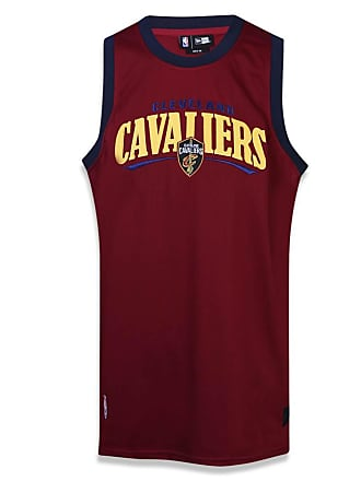 New Era Regata Cleveland Cavaliers NBA New Era Masculina - Masculino 39dd7f3279