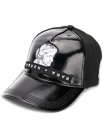 Diesel statue patch baseball cap - Black
