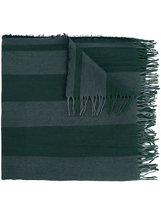 Uma Wang striped scarf - Green