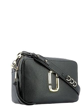 dc2256f75c Marc Jacobs WOMENS M0014592001 BLACK LEATHER SHOULDER BAG
