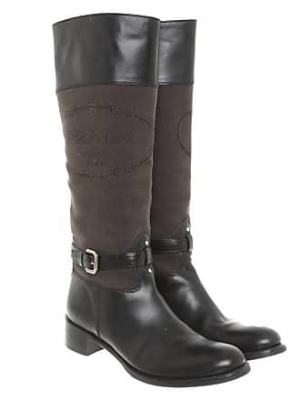 ef202c0e057b1 Prada gebraucht - Stiefel in Schwarz - EU 39 - Damen